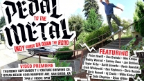 "Indy's ""Pedal To The Metal"" Premiere"