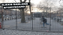"Alexis Sablone's ""Storyboard"" Video"