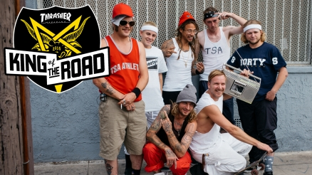 King of the Road 2016: Webisode 8