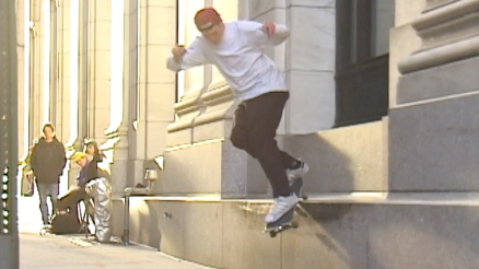 "Mark Humienik and Nick Ferro's ""Calzone"" Part"