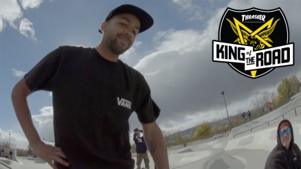 King of the Road Season 3: Chima Ferguson Profile