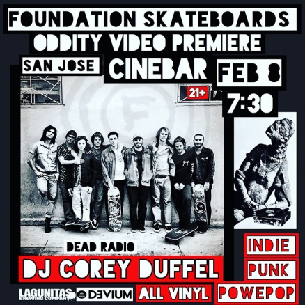 "Foundation's ""Oddity"" NorCal Premiere"