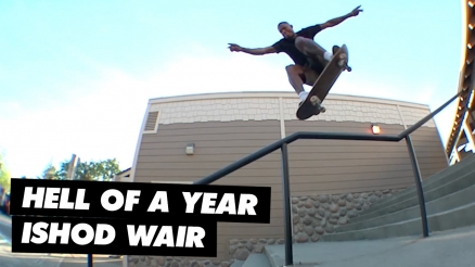Hell of a Year: Ishod Wair