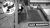 Hall Of Meat: Alex Massotti