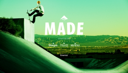 "Lest We Forget: Emerica's ""MADE Chapter 1"" Video"