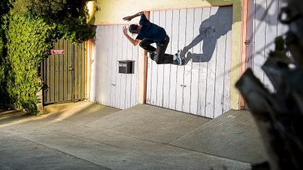 "Rough Cut: Johan Stuckey's ""WKND"" Part"