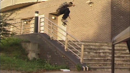 "Lucien Clarke's ""This Time Tomorrow"" Part"