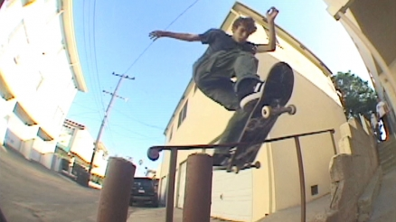 "Sk8Rats' ""Alley Rats"" Video"