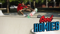 The Good Homies: Skatepark Scorchers