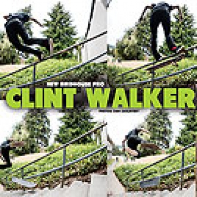 Clint Walker Turns Pro