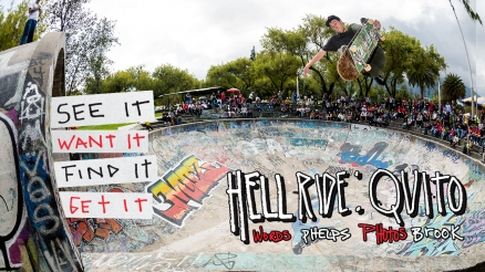 Hellride: Quito Article