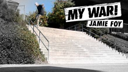 My War: Jamie Foy