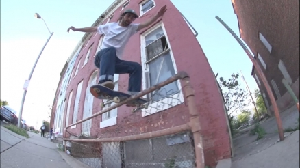 "Tyler Thomas' ""Energy"" Part"
