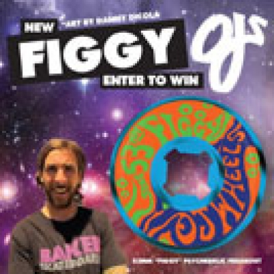 Win Figgy's New Wheel
