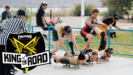 King of the Road 2016: Webisode 6
