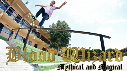 "Anakin Senn's ""Mythical And Magical"" Part"