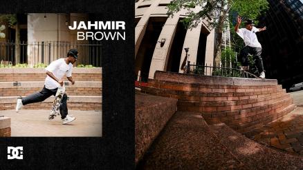 Jahmir Brown's