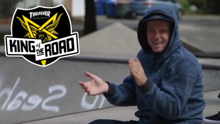 King of the Road 2015: Justin Eldridge Profile
