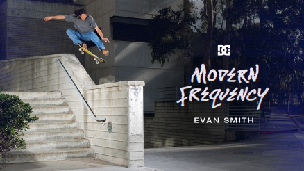 "Evan Smith's ""Modern Frequency"" Part"