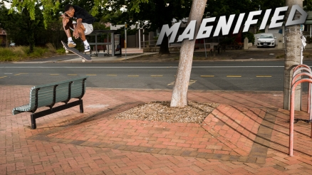 Magnified: Ishod Wair