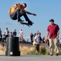 Vans Scorchin' Summer: Fort Worth Demo