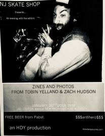 Tobin Yelland and Zach Hudson Photo Show