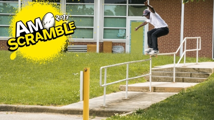 "Rough Cuts: Zion Wright's ""Am Scramble"" Part"