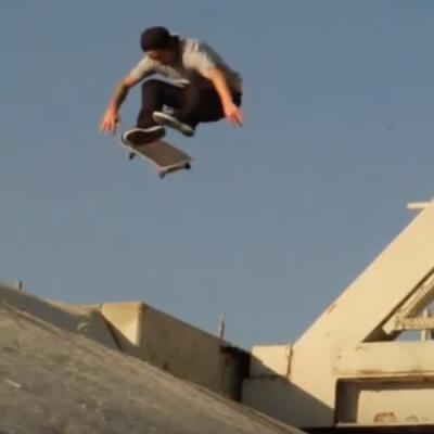 Jamie Tancowny for Bones Bearings