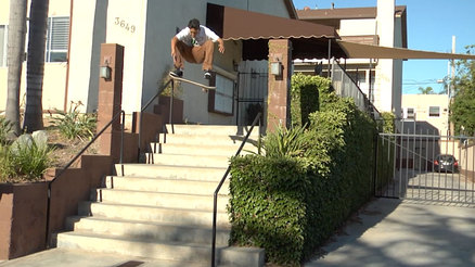 "Alexis Ramirez's ""Welcome to JSLV"" Teaser"