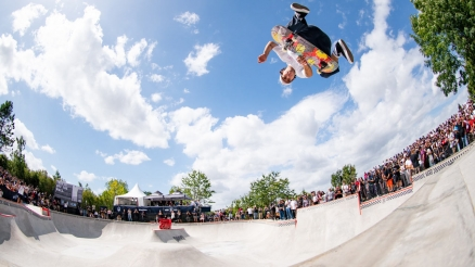Vans Park Series: Paris Men's Highlights