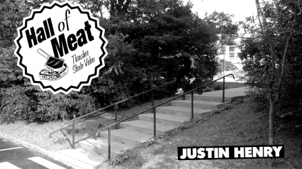 Hall Of Meat: Justin Henry
