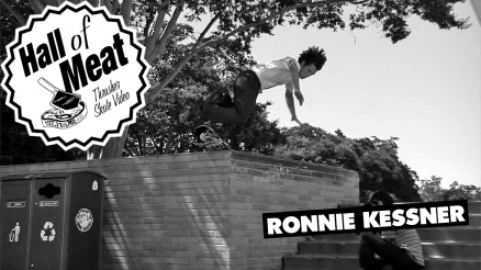 Hall Of Meat: Ronnie Kessner