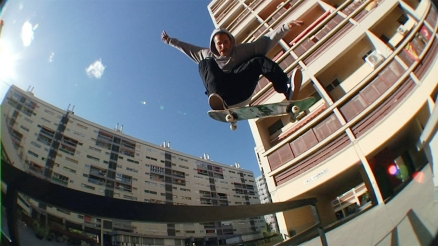 "Primitive Skateboard's ""Rome"" Video"