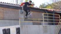 "Sammy Montano's ""Alien Workshop"" Part"