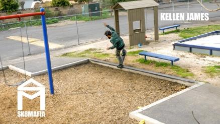 Kellen James'
