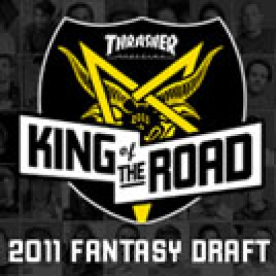King of the Road 2011 Fantasy Draft