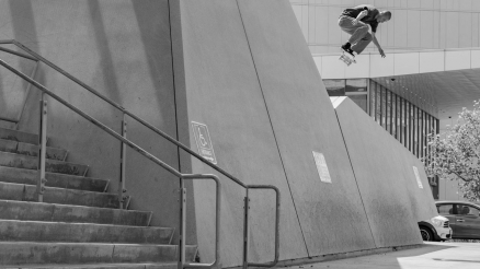 "Cam Sedlick's ""Damaged"" Part"