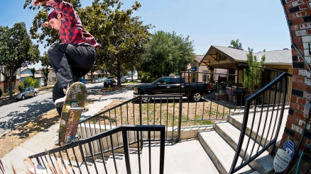 "Tom Karangelov's ""Keeping The Flame"" Part"