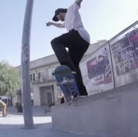 Roberto Aleman for Bones Bearings