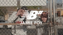 Jamie Foy Goes Laceless for New Balance