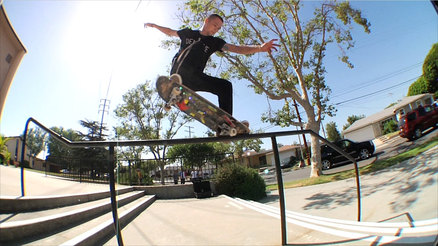 "Blue Headey's ""Theatrix"" part"