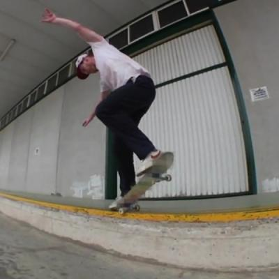 Skate Mental - Welcome To The Team, Wieger
