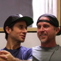 Crail Couch: Mike Carroll and Keith Hufnagel