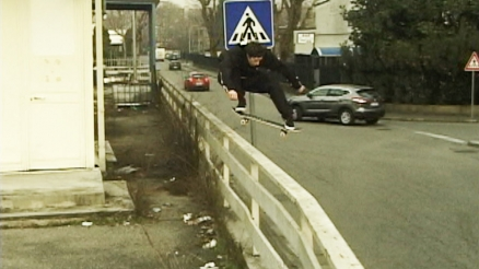 "Jacopo Carozzi's ""Milan: Chapter One"" Part"