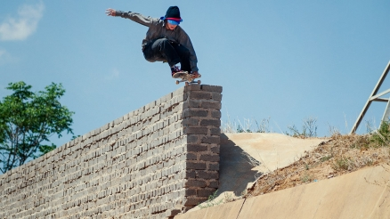 Dad Cam: Skate Rock South Africa