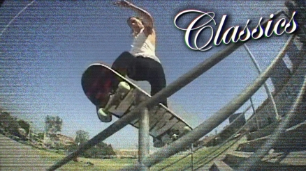 "Classics: Erik Ellington's ""Baker 3"" Part"