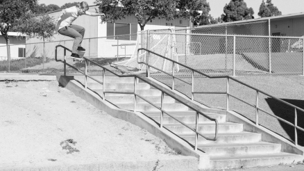 "Rough Cut: Jack Olson's ""By Any Means"" Footage"