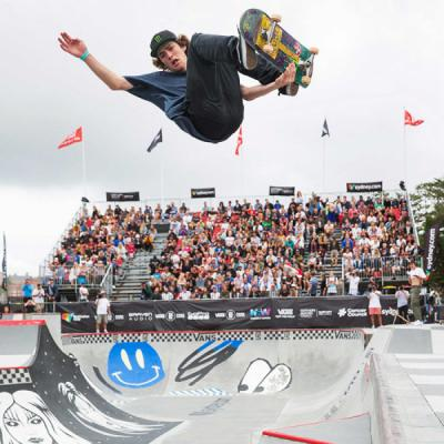 Tom Schaar Wins Vans Park Series Australia