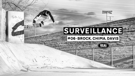"REAL's ""Surveillance #6"" Video"