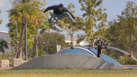 "Rough Cut: Matt Berger's ""Album"" Part"